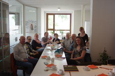 Angebote speziell für taubblinde und hörsehbehinderte Menschen – ein Projekt der Offenen Hilfen Nürnberg
