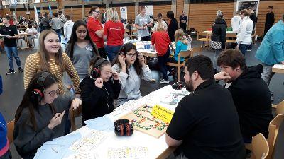 Ausbildungsmöglichkeiten bei Regens Wagner Zell Schülern vorgestellt