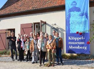 Gebärdensprachliche Führung durch das Klöppelmuseum auf Burg Abenberg