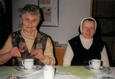 Festtag für die älteste Bewohnerin in Zell
