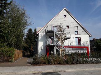Segen für das neue Haus Jolanda in Nürnberg