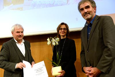 """Sonderwürdigung der """"Koordinierungsstelle für Senioren mit Hörbehinderung - gebärdensprachliche Pflegeberatung"""", Offene Hilfen Nürnberg"""