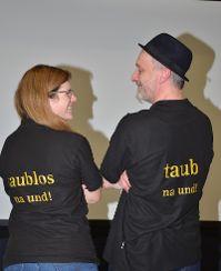 taub trifft taublos - 10 Jahre Regens Wagner Zell in Nürnberg
