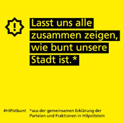 #HIPistbunt