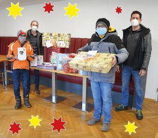 AUDI-Wunschbaumaktion sorgt für Weihnachtsfreude bei Regens Wagner Zell